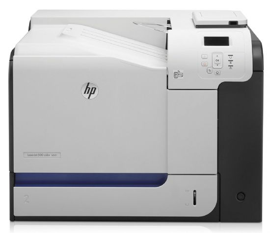 LaserJet Enterprise 500 Colour M551 Series